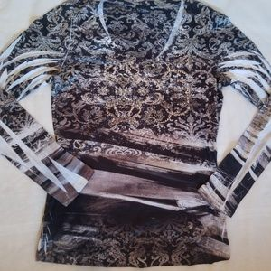 Daytrip long sleeve shirt size M